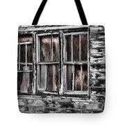 Antique Windows Tote Bag