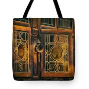 Antique Windows Tote Bag