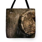 Antique Wine Barrel Cork Tote Bag