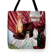 Antiques Velore Tote Bag