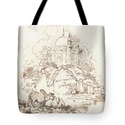 Antiquities Of Dacca Tote Bag