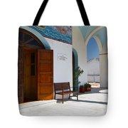 antirrio church 'I Tote Bag