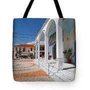 antirrio church 'III Tote Bag