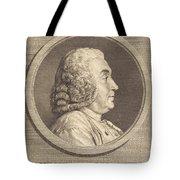 Antoine De Parcieux Tote Bag