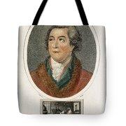 Antoine-laurent Lavoisier, French Tote Bag
