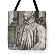 Antoine Perrenot De Granvelle, 1517 To Tote Bag