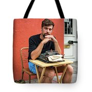 Antoine Tote Bag by Steve Harrington