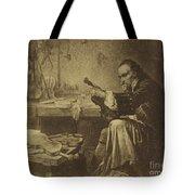 Antonio Stradivari Tote Bag