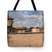 Antonito Colorado Tank And Station Tote Bag