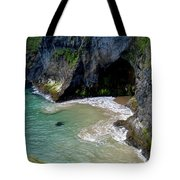 Antrim Coast Tote Bag