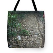 Ants Highway Tote Bag
