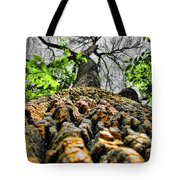 Ants View Tote Bag