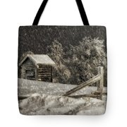 Any Port In A Storm Tote Bag