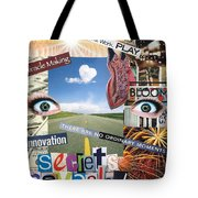 Anything Goes Tote Bag