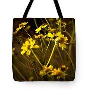 Anza Borrego Desert Sunflower 4 Tote Bag
