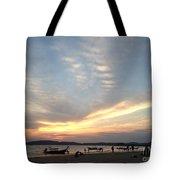 Aonang Sunset Tote Bag