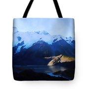 Aoraki/mount Cook Tote Bag