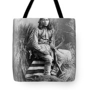 Apache Leader, 1885 Tote Bag