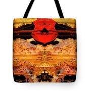 Apache Picture Jasper Tote Bag
