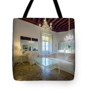 Apartment In The Heart Of Cadiz 17th Century Tote Bag