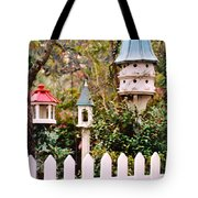 Apartment Living Tote Bag