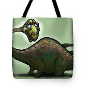 Apatosaurus Brontosaurus Tote Bag