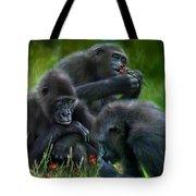 Ape Moods Tote Bag