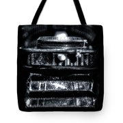 Aperture Extents Tote Bag