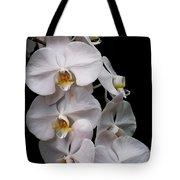Aphrodite - White Orchid Tote Bag