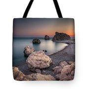Aphrodities Rock  Tote Bag