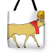 Apis - Egyptian Sacred Bull Tote Bag