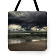 Apocalyptic Clouds Over The Atlantic Tote Bag