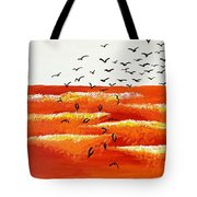 Apocalyptic Tote Bag