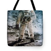 Apollo 11 Buzz Aldrin Tote Bag