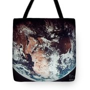 Apollo 11: Earth Tote Bag