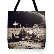 Apollo 15, 1971 Tote Bag