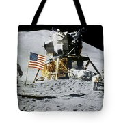 Apollo 15: Jim Irwin, 1971 Tote Bag