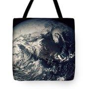 Apollo 16: Earth Tote Bag