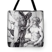 Apollo And Diana 1502 Tote Bag
