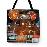 Apollo Boilerplate Command Module Tote Bag