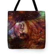 Apollo Dreaming Tote Bag