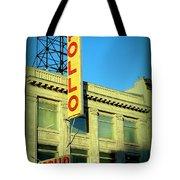 Apollo Vignette Tote Bag