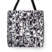 Apollonious Circles Tote Bag
