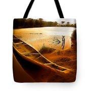 Aponwao River  Tote Bag