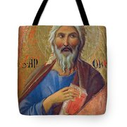 Apostle Andrew 1311 Tote Bag