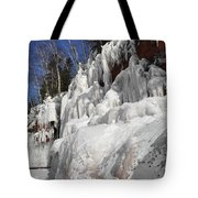 Apostle Islands Cliffs Tote Bag
