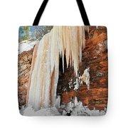 Apostle Islands Waterfall Tote Bag