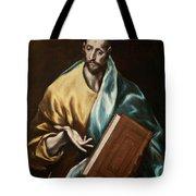 Apostle Saint James The Less Tote Bag