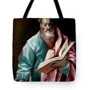 Apostle Saint Matthew Tote Bag