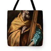Apostle Saint Philip Tote Bag